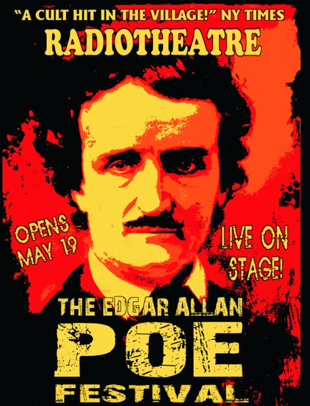 NY Radio Theater Poe Festival