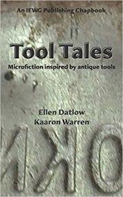 Tool tales cover - Ellen Datlow